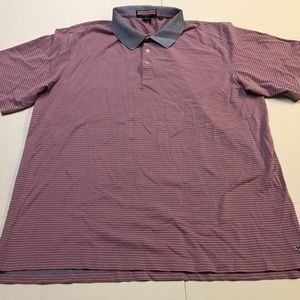 Vineyard Vines Whale Polo Shirt Size XL